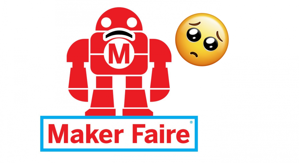 Maker Faire lays off all staff due to financial troubles.