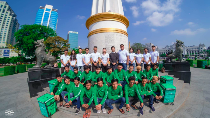 Cambodia's Meal Temple Group invests in Myanmar's food delivery startup Freshgora | Beamstart
