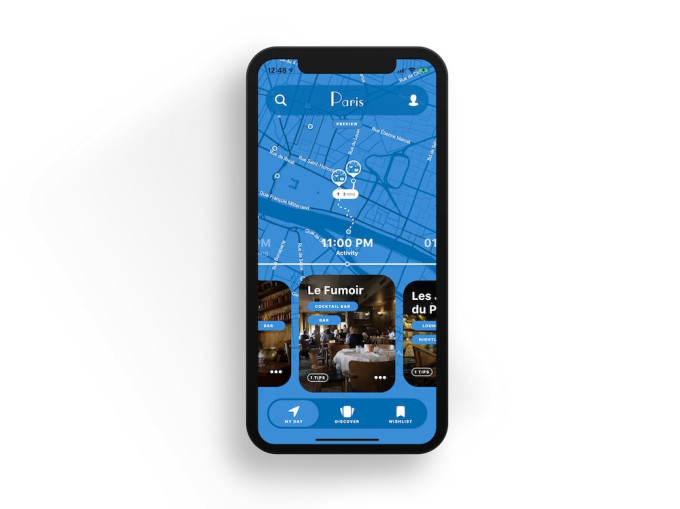 Welcome's new app will do your travel planning for you | Beamstart