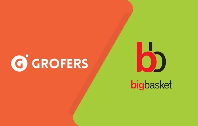 Which Is Better For Groceries Shopping: Grofers Or Big Basket   BEAMSTART News