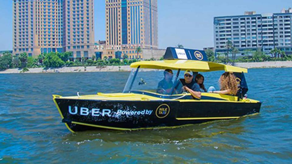 Uber expands West African markets providing boat service;  Tinder reinventing itself to win over Asia