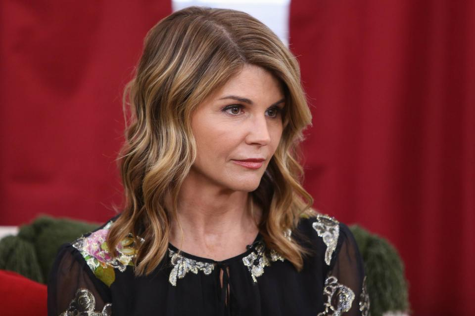 Hallmark Channel Drops Actress Lori Loughlin After College-Admissions Conspiracy Charges
