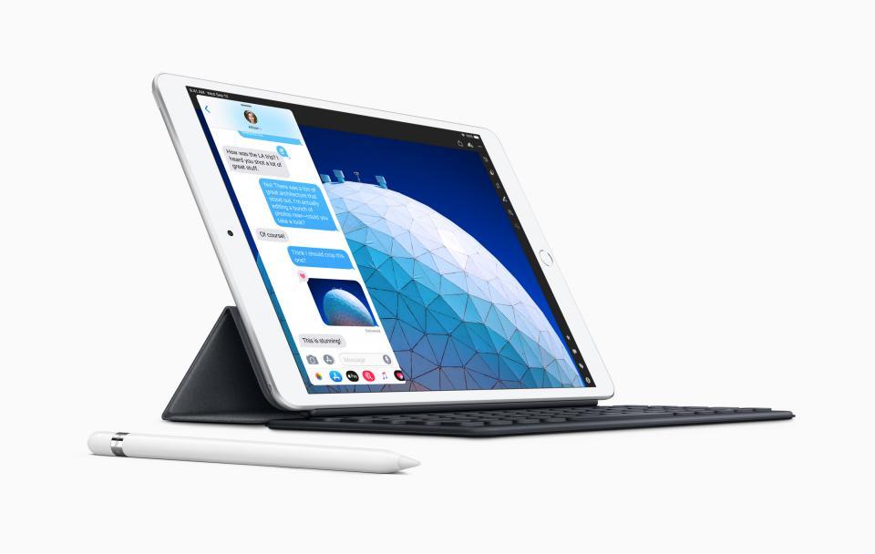 Apple launches new iPad Air and iPad mini | BEAM