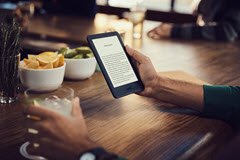 Amazon's New Kindle Makes Reading a Bit Brighter | BEAM