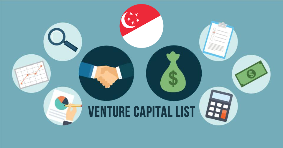 Extensive List of Venture Capital and Investment firms in Singapore (Investing across SouthEast Asia)