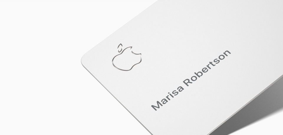Apple launches a Credit Card - Gives instant cash on purchases