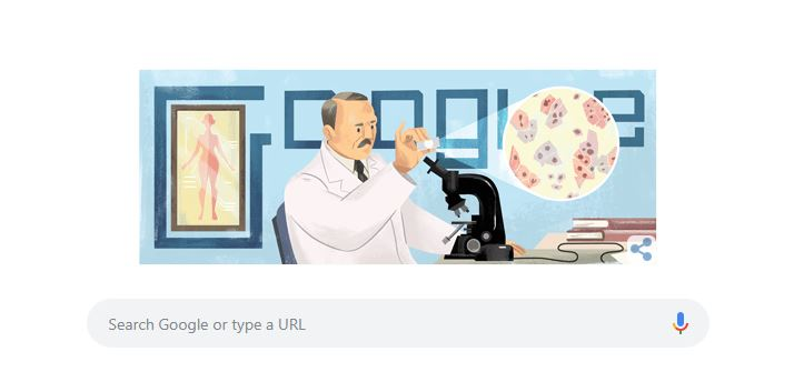 Meet Georgios Papanikolaou: Pap Smear Inventor Honored With Google Doodle   BEAM