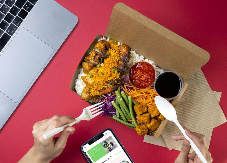 Food delivery startup Dahmakan eats up $5M for expansion in Southeast Asia | BEAM