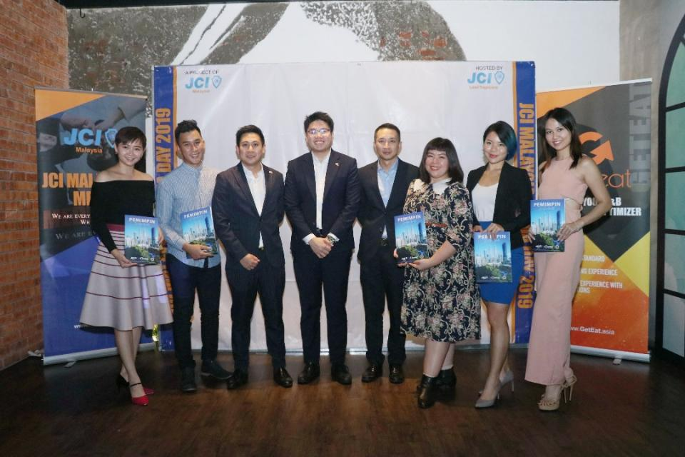 First media day held by JCI Malaysia, introduces 2019 action plan.
