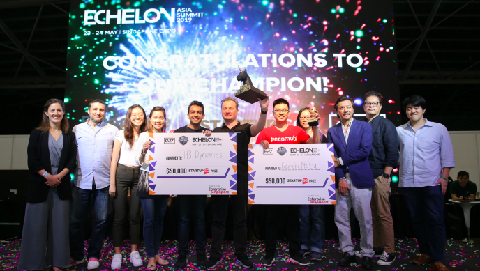 Photos from Echelon Asia Summit 2019 grand finale | BEAM