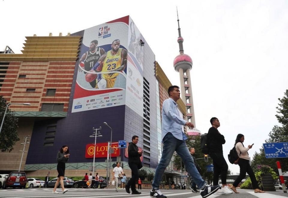 Broadcasting Rights, Ticket Sales, Sponsorships: NBA's Hong Kong Crisis Risks Its Massive China Business