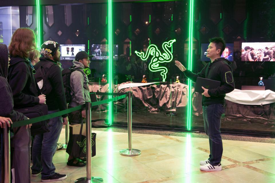 Razer CEO Min Liang Tan to invest SGD $10m into Singapore's gaming scene.
