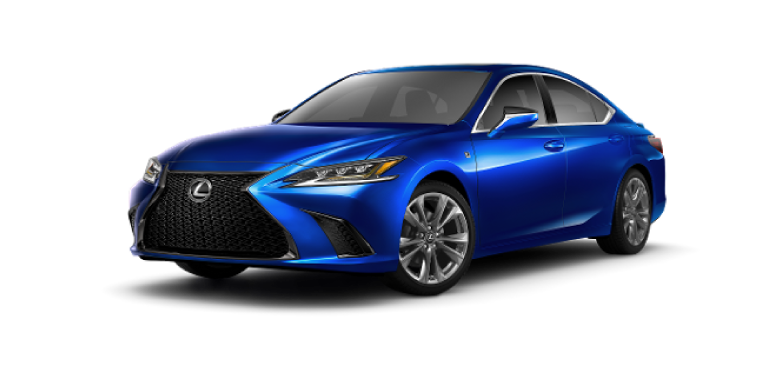 ALL-NEW 2019 LEXUS ES 350 F Sport