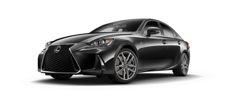 NEW 2018 LEXUS IS 300 F SPORT 42734