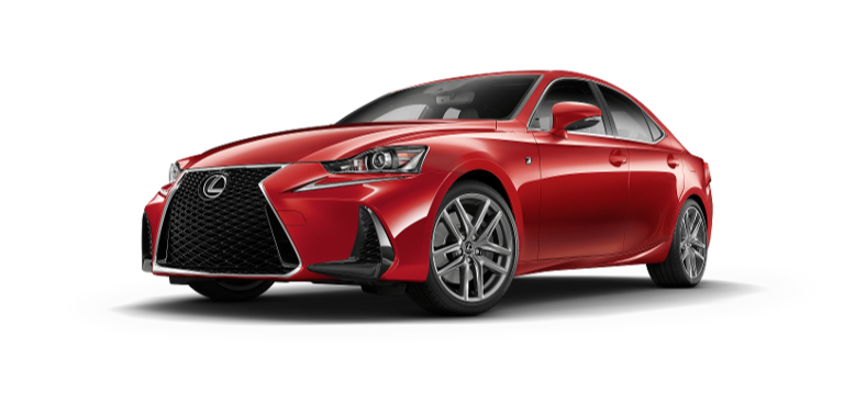NEW 2018 LEXUS IS 350 F SPORT 50298