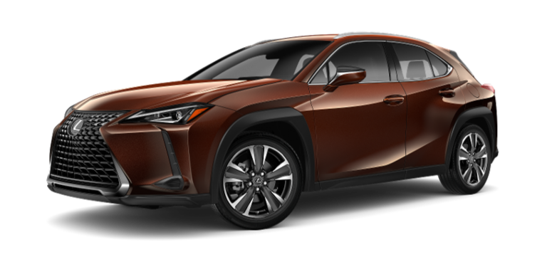 ALL-NEW 2019 LEXUS UX 200