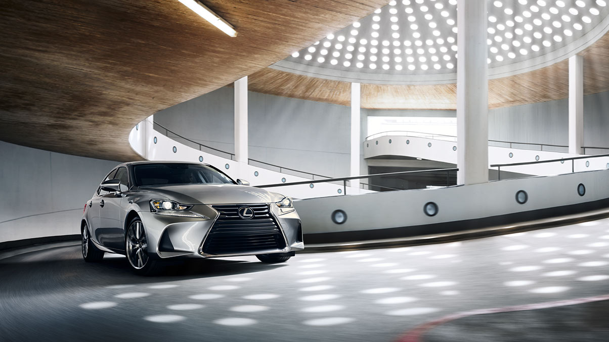 2019 Lexus IS Driving