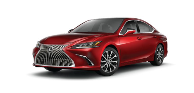 ALL-NEW 2019 LEXUS ES 350 Luxury