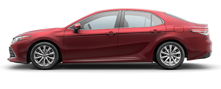 New 2018 Toyota Camry LE Auto 2532