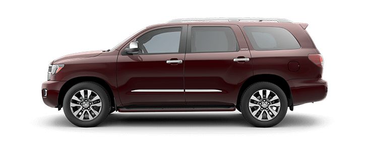Remaining New 2018 Toyota Sequoia Limited