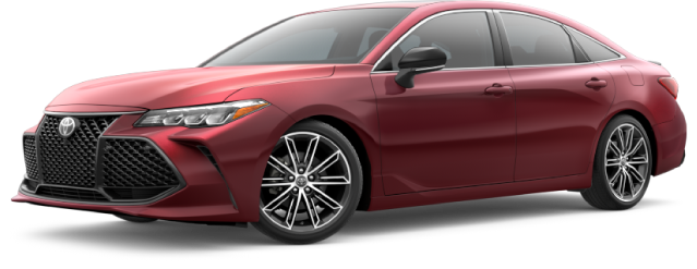 All-New 2019 Toyota Avalon XSE 3544