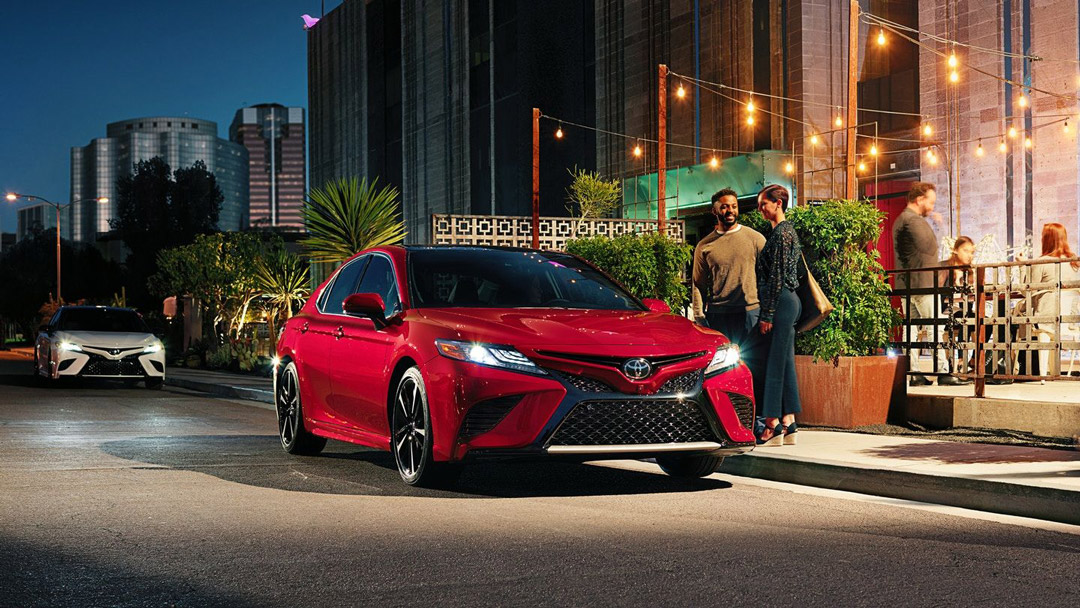 Toyota Camry lease deals - Kendall Toyota