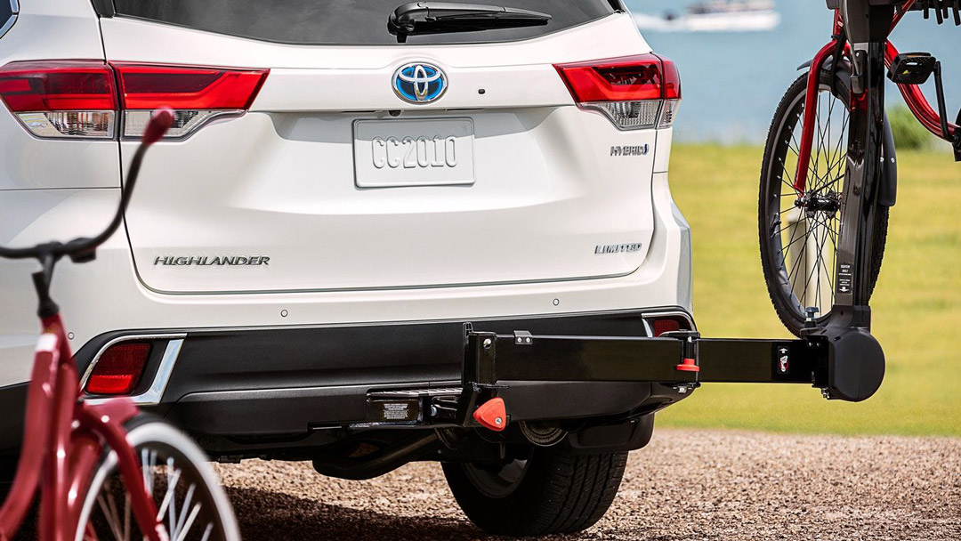 2019 Toyota Highlander Towing
