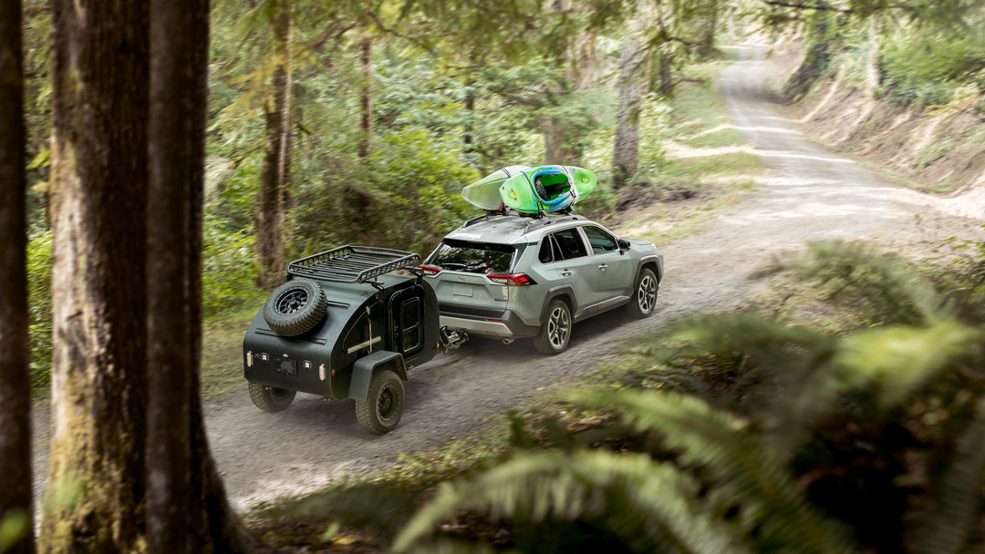 Toyota Rav4 Outdoors