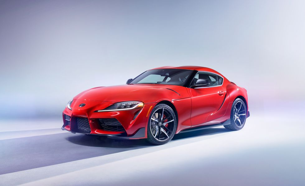 Toyota Supra For Lease Kendall Toyota