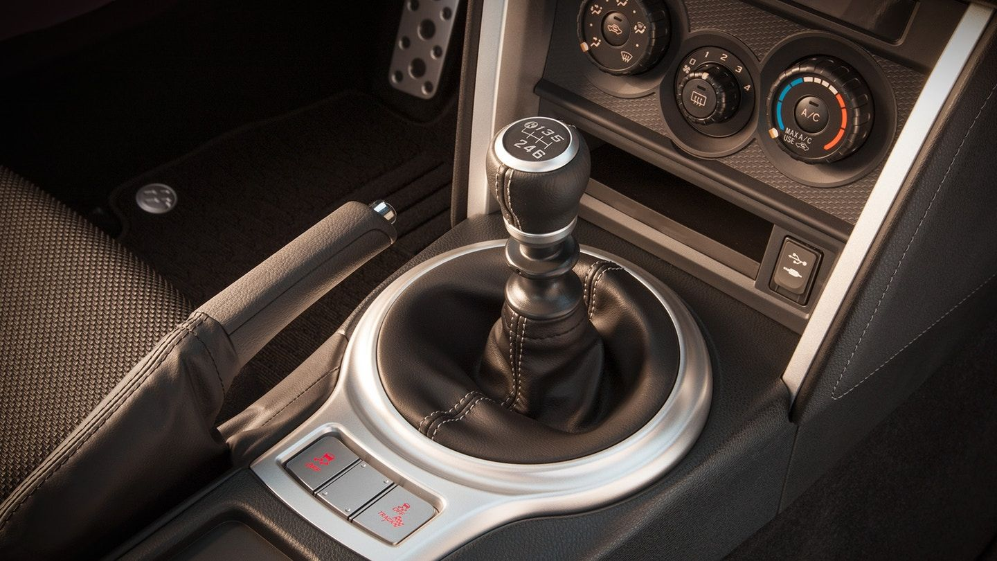 2019 Toyota 86 Manual Shifter