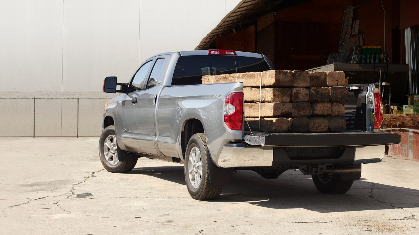 2019 Tundra Loaded Bed