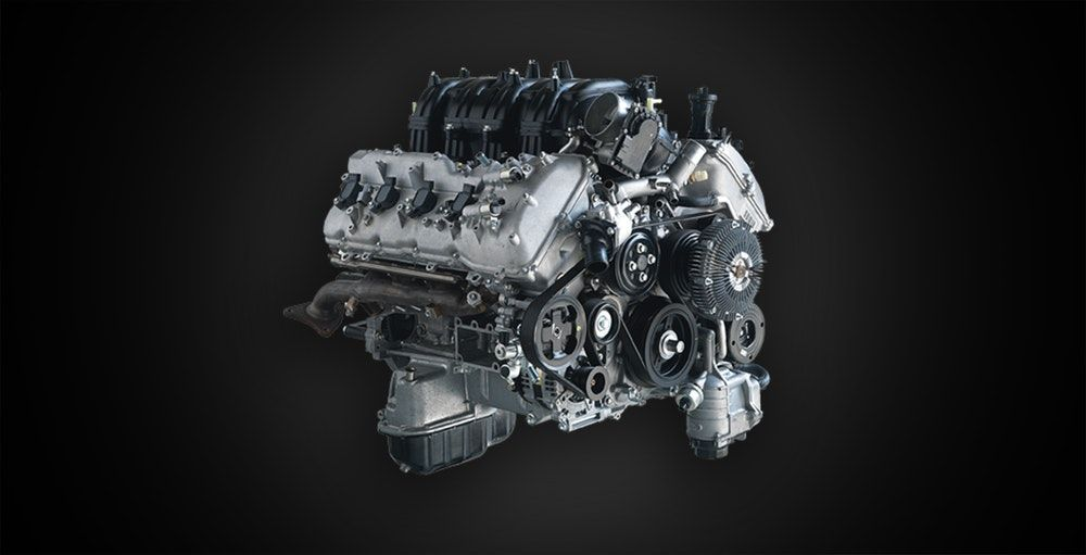 2019 Toyota Tundra Engine
