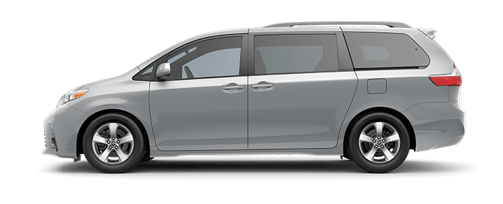New 2019 Toyota Sienna LE 5328