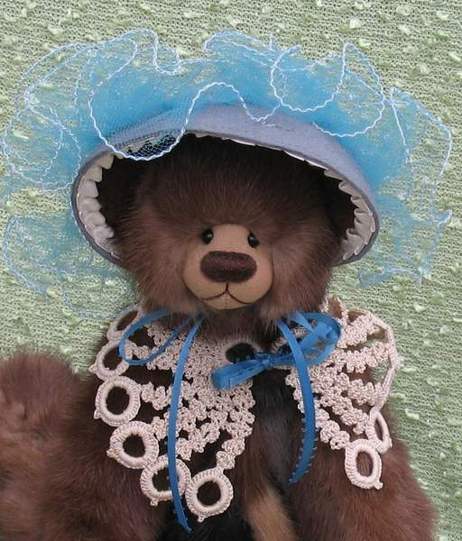 Especial. apologise, Bear fur strips