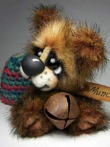 Munchie Reservedqu By Michelle Nunnery Bear Pile
