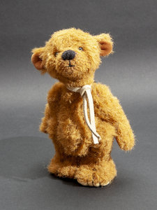 24 centimeters Cheerful bear OOAK Teddy Doll