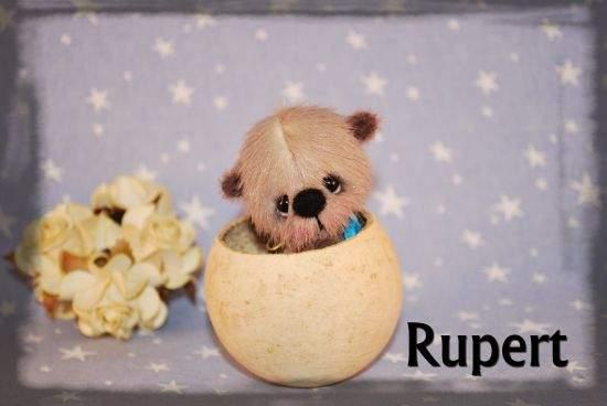Rupert By HappyTeddy By Aleksandra J.
