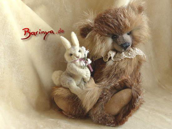 Real Foxfur By Barinya