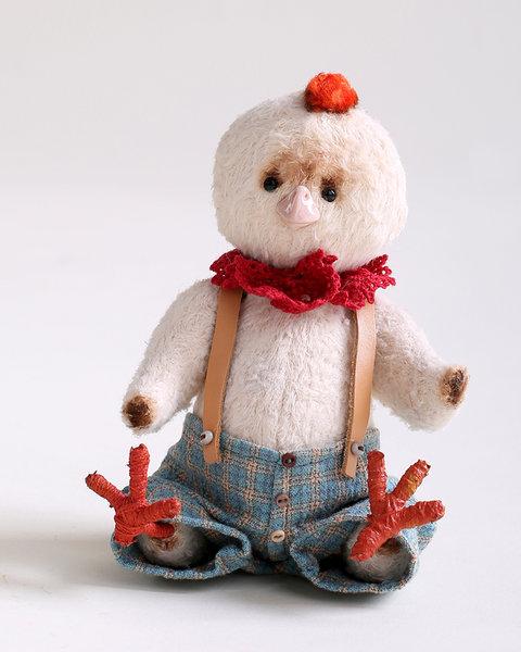 3bf972ac5f8cb Little Chick Nikky by Svetlana Martynova - Bear Pile
