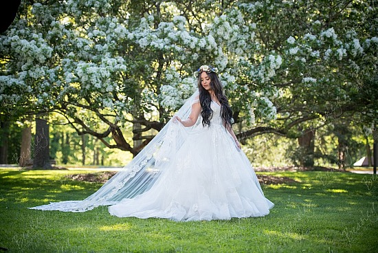 Heather Sampson - Bridal Session