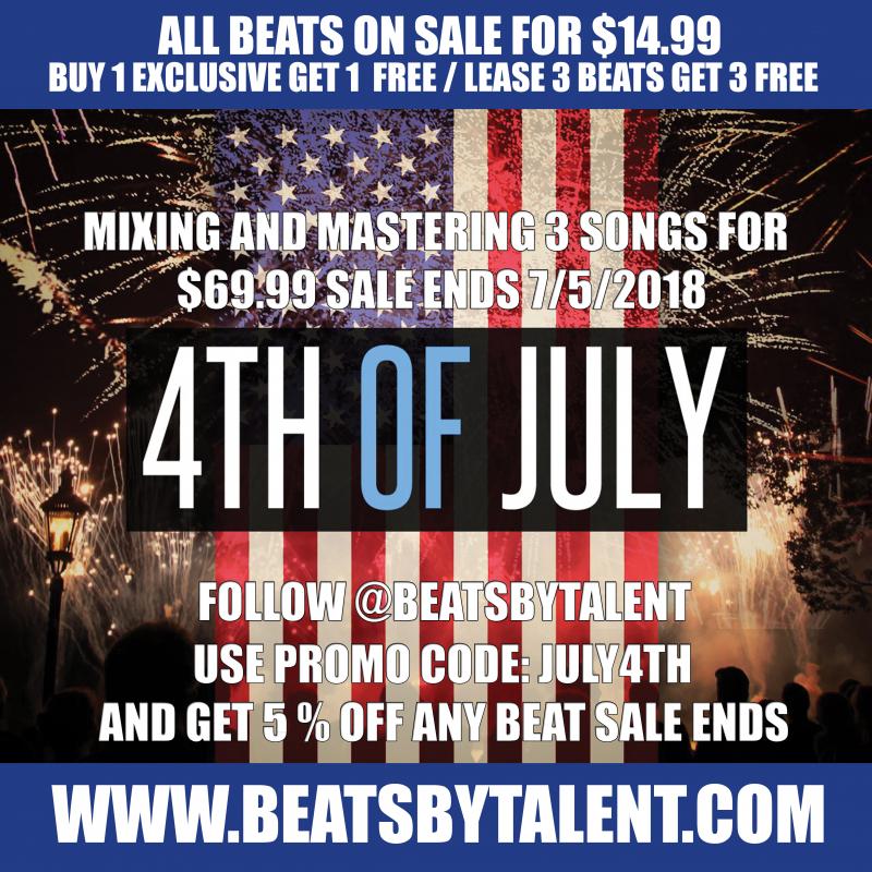 BEATS BY TALENT - Feed | BeatStars Profile