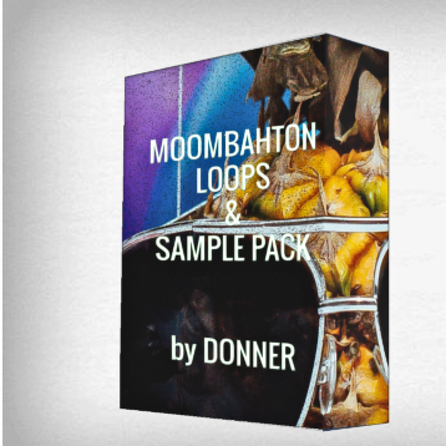 Moombahton Percussion Drums Pack by Donner by DONNER - Sound-Kit