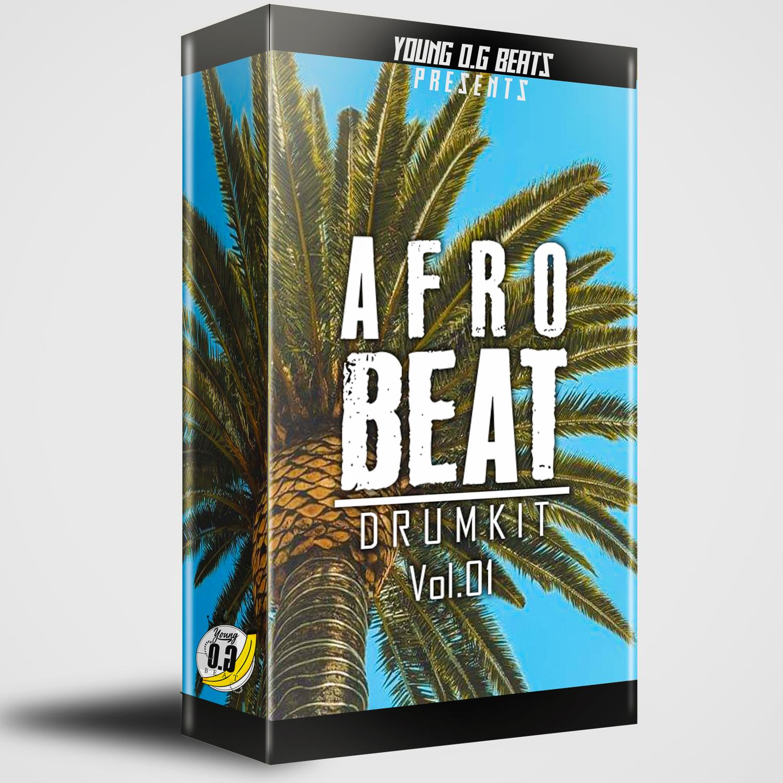 Afrobeat Drum Kit Free Download