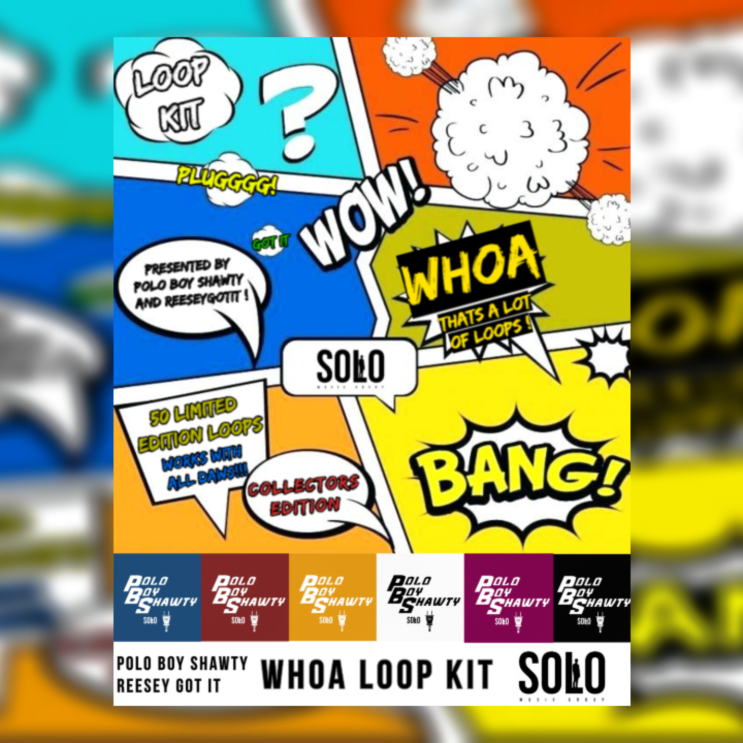 Whoa Thats A Lot Of Loops! (Loop Kit) by Polo Boy Shawty
