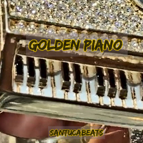 Golden Piano by SanTuca Beats