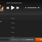 Beat Store HTML Widget