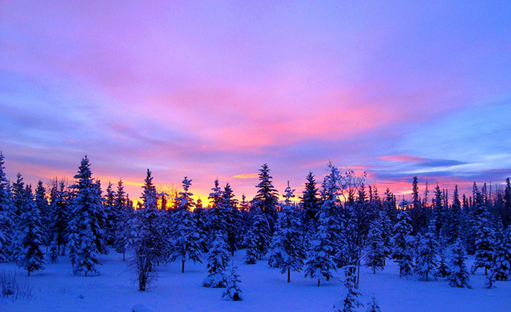 Learn Why Sunrises & Sunsets Are More Beautiful in Winter Now