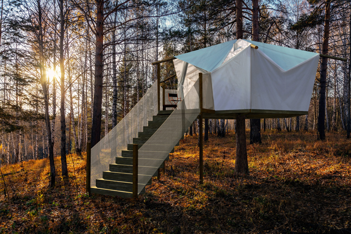 10 Gorgeous Luxury Camping Experiences at U S  National