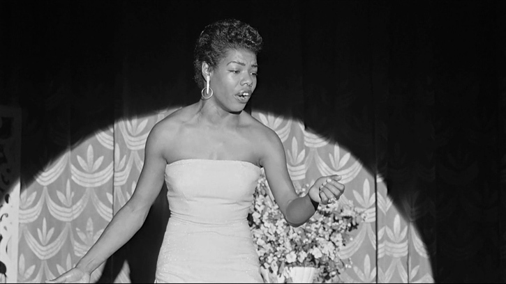 maya angelous biography and influence on the feminist movement Famous feminist: maya angelou raising funds for the movement ms angelou fell in love with vusumzi make.