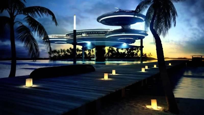 Key Largo Florida Underwater Hotel Key Largo Florida And The